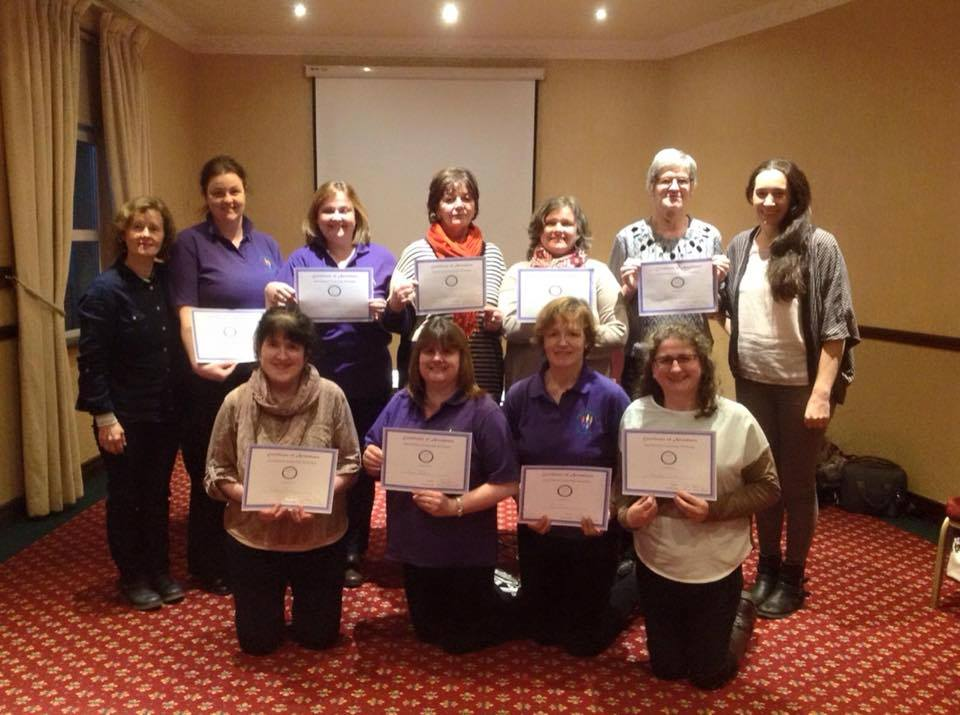 Deaf Women's Leadership Workshop in all Ireland