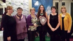 Irish Deaf Channel Swimmers won the Sheena Patterson Spirit of the Year Award at ILDSA Leinster